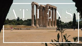 24 Hours in Athens | Greek Island Adventures Day 8 (Final)