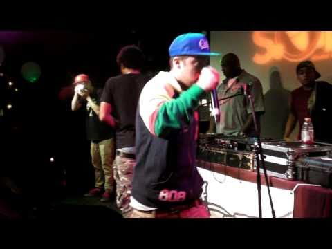 MAC MILLER - Don't Mind If I Do (Live SOB'S NYC)