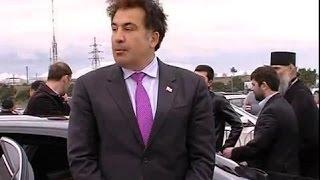 Саакашвили под кайфом Ржач Прикол