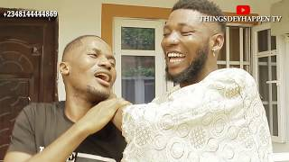 TENANT WAHALA - THINGS DEY HAPPEN FT REAL HOUSE OF COMEDY (EPISODE 1)