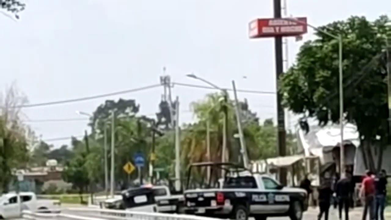 Un hombre muerto y uno lesionado con arma de fuego en Tlajomulco
