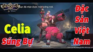 Lien quan Tuong moi CELIA Va Dac San BackDoor Khien Team Dich Khiep So AOV new hero celia ...