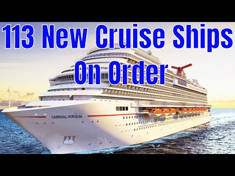 Cruise Ship Orders Have Hit A Record 113 Ships To Be Delivered By 2027 Mp3