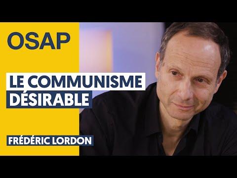 FACE AU DÉSASTRE QUI VIENT : LE COMMUNISME DÉSIRABLE | FRÉDÉRIC LORDON, JULIEN THÉRY