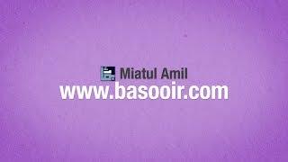 BASOOIR - MA04 Bab Pertama: Huruf Jar 02 (Harf ل dan من)