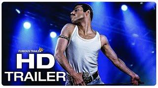 BΟHЕMIAN RHAPSΟDY Official Trailer #2 Teaser (NEW 2018) Freddie Mercury, Quееn Movie HD