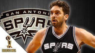 Pau Gasol Declines Option With San Antonio Spurs!!!