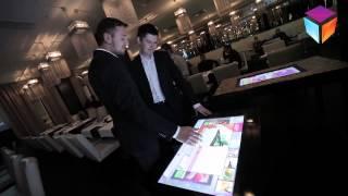 Интерактивный стол для ресторанов(Компания Nextouch представляет обеденные интерактивные столы для сегмента HoReCa с интегрированным электронным..., 2013-01-21T10:04:23.000Z)