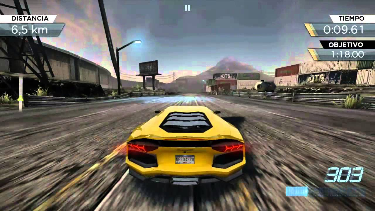 Need for speed most wanted android gameplay youtube for Nfs most wanted android