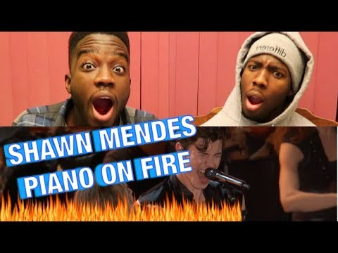 SHAWN MENDES GRAMMYS 2019 PERFORMANCE REACTION