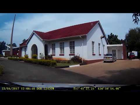 Marlborough Post Office Harare Zimbabwe