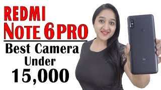 Redmi Note 6 Pro - Unboxing & Overview in HINDI(INDIAN RETAIL UNIT)