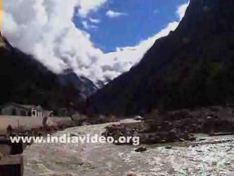 Ganga at Gangotri