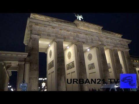EnDgAmE: Keine Deutsche Beteiligung am Krieg in Syrien! Demo 12.12.2015 (Teil 3/3 Brandenburger Tor)