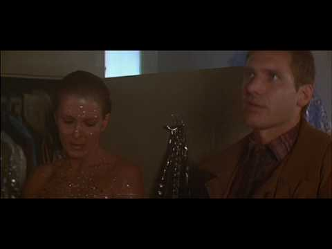 Blade Runner 1982 Zhora and Deckard Dressing Room Scene