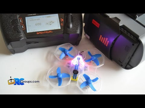 Blade Inductrix FPV BL - RCGroups Review
