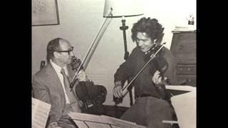 Guarneri Quartet - Verdi Quartet in E minor - I
