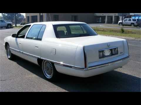Preowned 1994 Cadillac Deville Goldsboro NC - YouTube