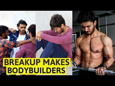BREAKUP Makes BODYBUILDERS || Gym BODYBUILDING Motivation || Hard WORKOUT Motivation * DINO JAMES *