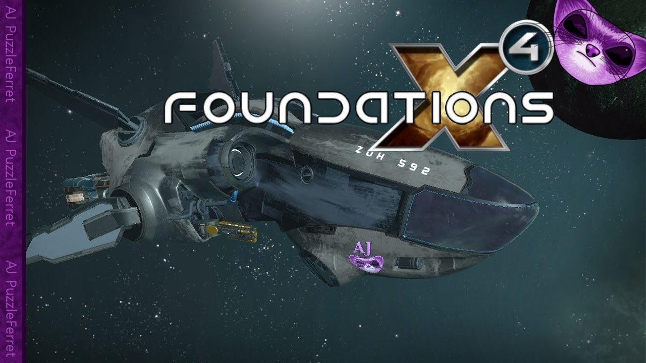 Allysca x4 foundations ep50 - sca missions!