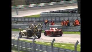 Il Tempo Gigante vs. Koenigsegg