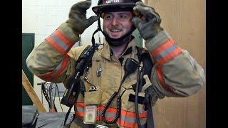 Newspaper Reporter Dan Flatley's Pov On Watertown Firefighter Training