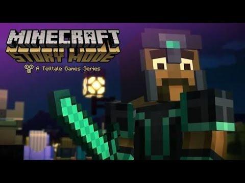 Cara Menggratiskan Semua Episode Minecraft Story Mode(No Root)