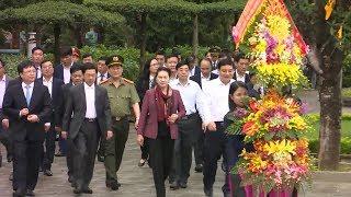 Tin Tức 24h  :  Chủ tịch Quốc hội Nguyễn Thị Kim Ngân dự Ngày hội Đại đoàn kết tại Nghệ An