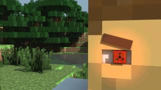 Minecraft Animation : Sharingan! : Not this time... Thumbnail