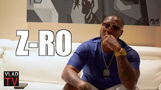 Z-Ro Dissed 50 Cent Out of Loyalty to J Prince & DJ Screw, Seeing 50 5 Years Later (Part 9)