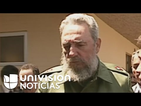 Jorge Ramos recuerda su encuentro con Fidel Castro