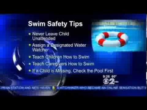 Some Tips On Swimming Safety For Kids Backyard Pool Youtube