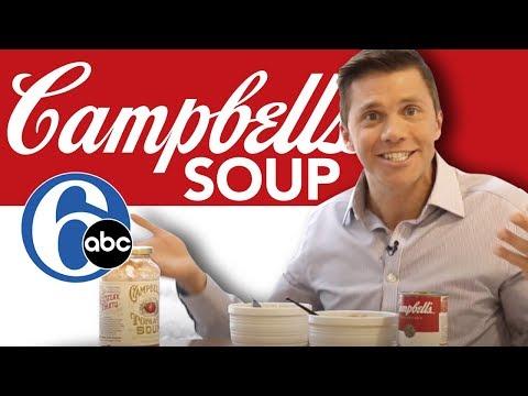 6abc Discovery: Campbell's Retro Soup Recipe