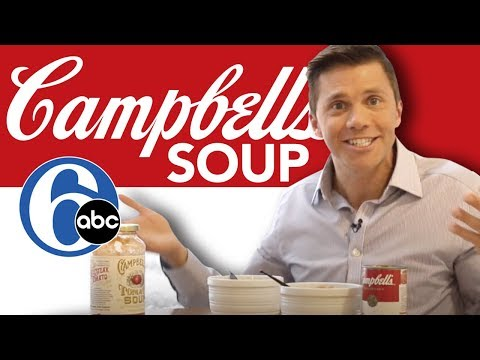 Campbell's Soup Retro Recipe | 6abc Discovery