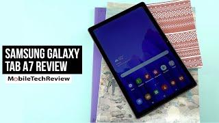 Samsung Galaxy Tab A7 Review