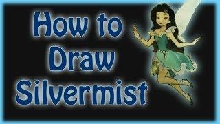 How to draw Silvermist