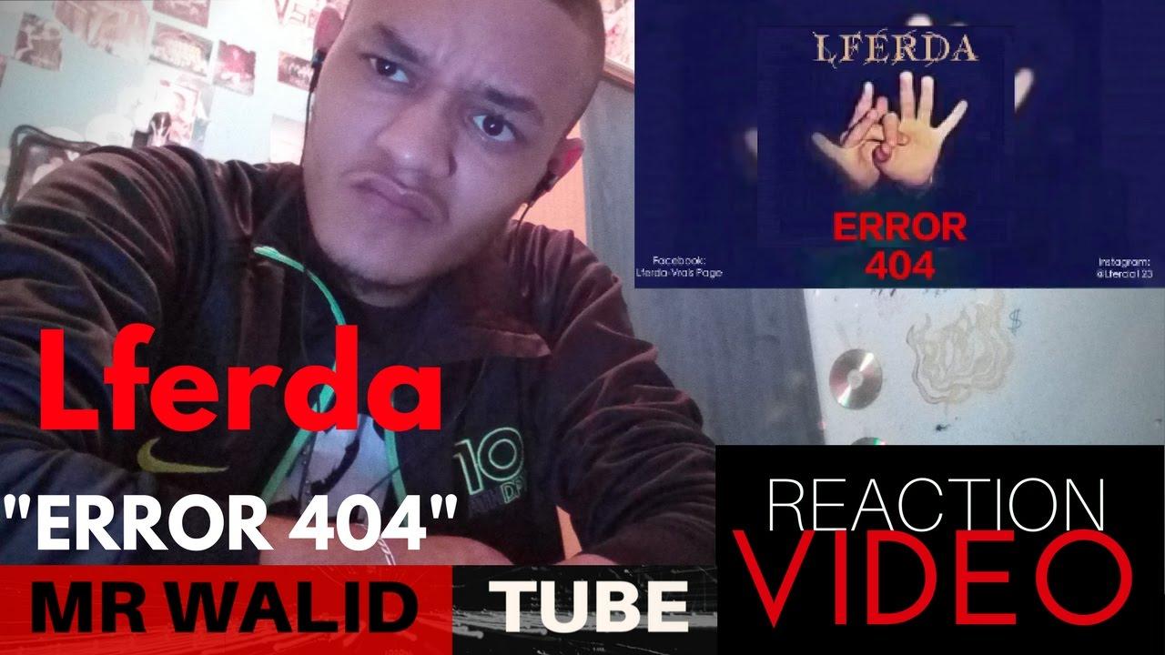 music lferda error 404