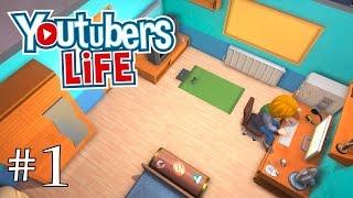 Devenir Youtuber - Youtubers Life FR #1