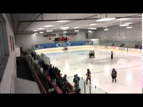 Tanya Winchcombe - Ottawa Lady Sens vs Mississauga 2014