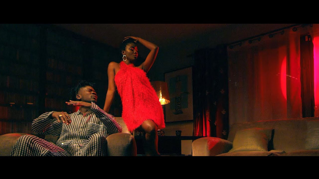 Mr Eazi & Simi - Doyin (Official Video)