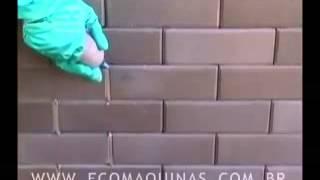 Лего-Кирпич - облицовка готовой стены(Посмотрите, как можно быстро и легко сделать красивую облицовку из лего-кирпича., 2013-10-27T14:27:11.000Z)