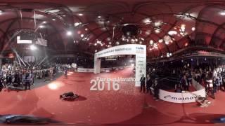 Frankfurt Marathon 2016 mittendrin