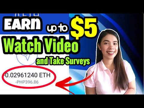 GET PAID Up To $5 WATCH VIDEO Or TAKE SURVEYS : FREE BITCOINS Or ETHEREUM | STORM PLAY HONEST REVIEW
