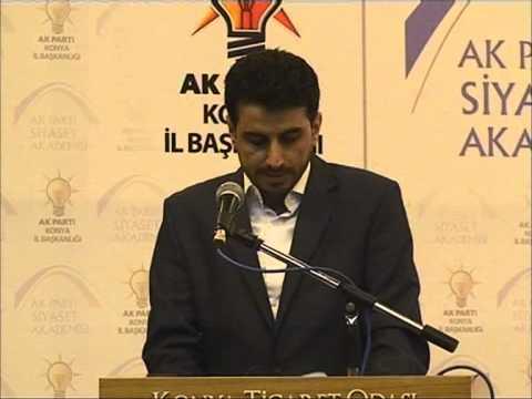 AK PARTİ Siyaset Akademisi Sunumu