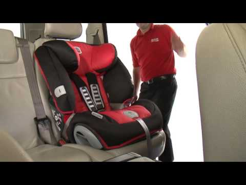 Britax Evolva 1-2-3 Installation