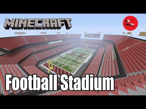 8125259cd30 Minecraft Football Stadium | NFL Stadium - YouTube