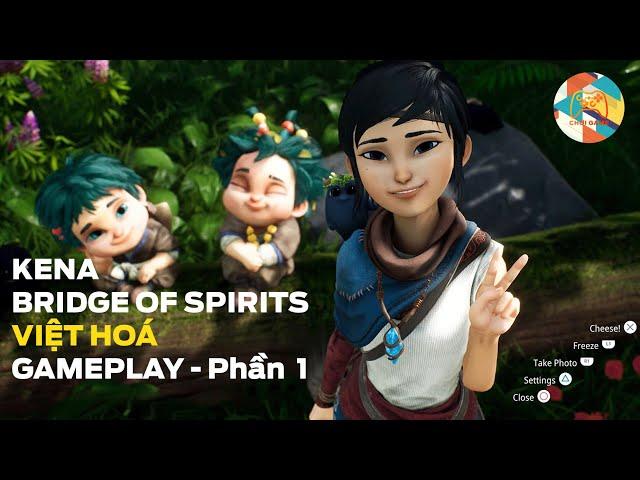 Kena: Bridge Of Spirits - Việt Hoá - Gameplay | Part 1 Help Taro: Village Visit 1