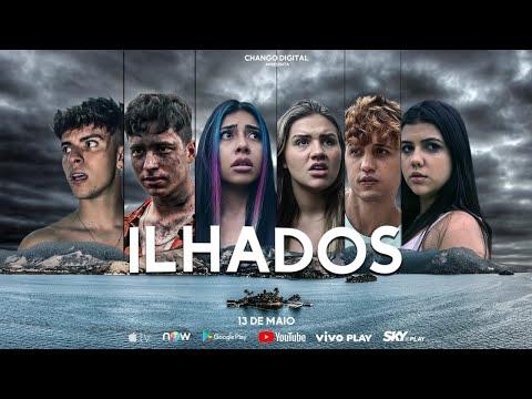ILHADOS : TRAILER OFICIAL (2021)