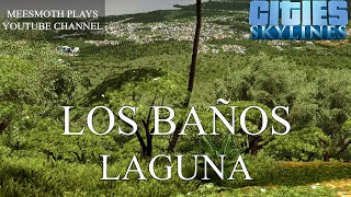 Los Baños, Laguna Cinematics - Cities: Skylines - Philippine Cities