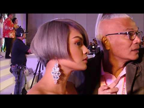 Hair Asia W/TENG ROMA Salon MAKATI(Mar 2017)